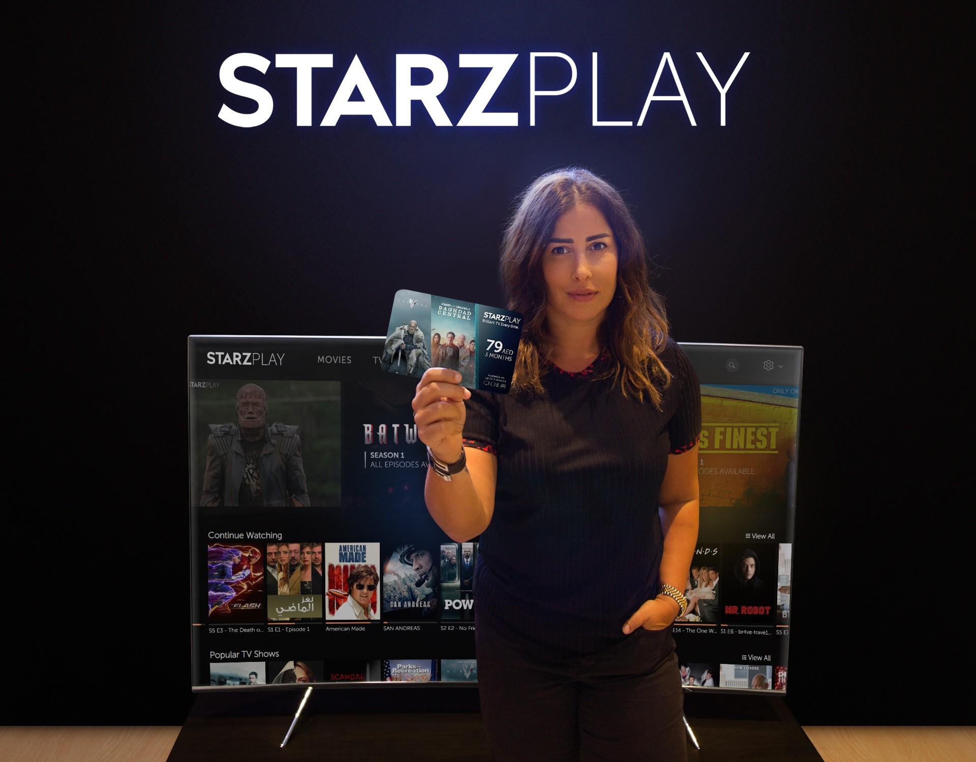 STARZPLAY تطلق قسائم الهدايا الإلكترونية للاشتراك في منصتها احتفالاً بعيد الأضحى المبارك