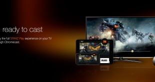 chromecast STARZ play launch