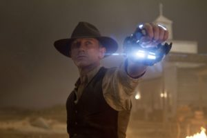 Cowboys vs Aliens STARZPlay.com