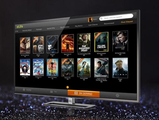 STARZPLAY Entertainment Available on Etisalat's eLife On