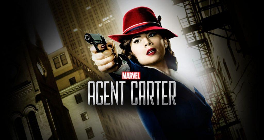 Agent Carter New