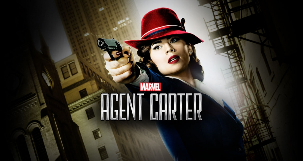 New Release Worth Watching: Agent Carter