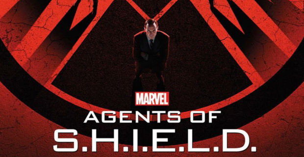 Agent of Shield poster logo