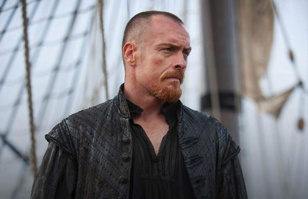 Why We Can't Stop Watching Captain Flint in Black Sails
