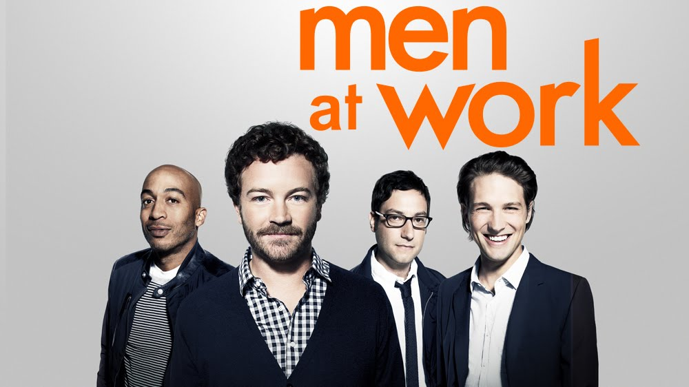 Men at Work: Stream the Bro-medy on STARZPLAY