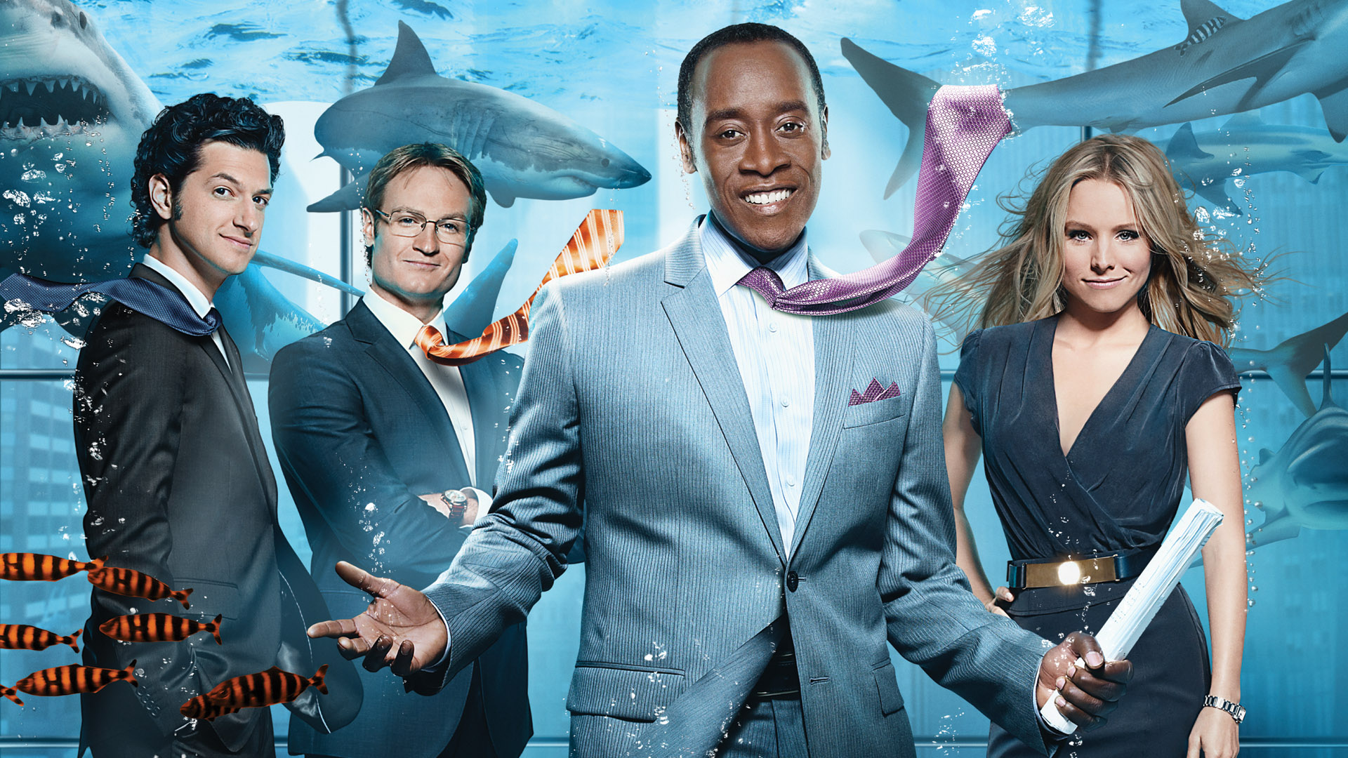 The Fifth Season of House of Lies Now Available