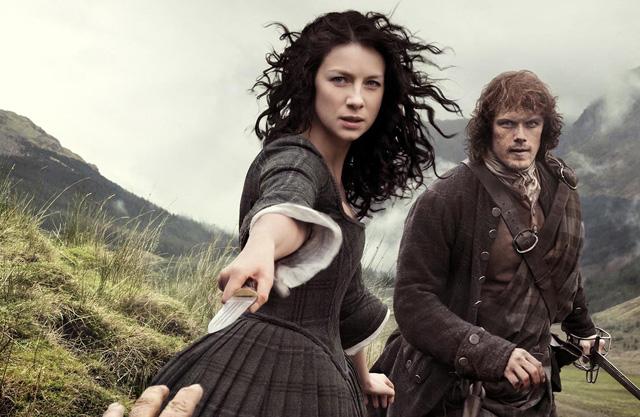 Binge Watch Outlander on STARZLAY