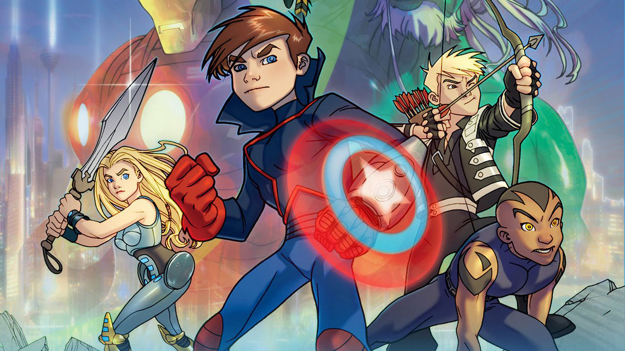 4 Animated Marvel Movies & Shows You Have to Watch on STARZPLAY