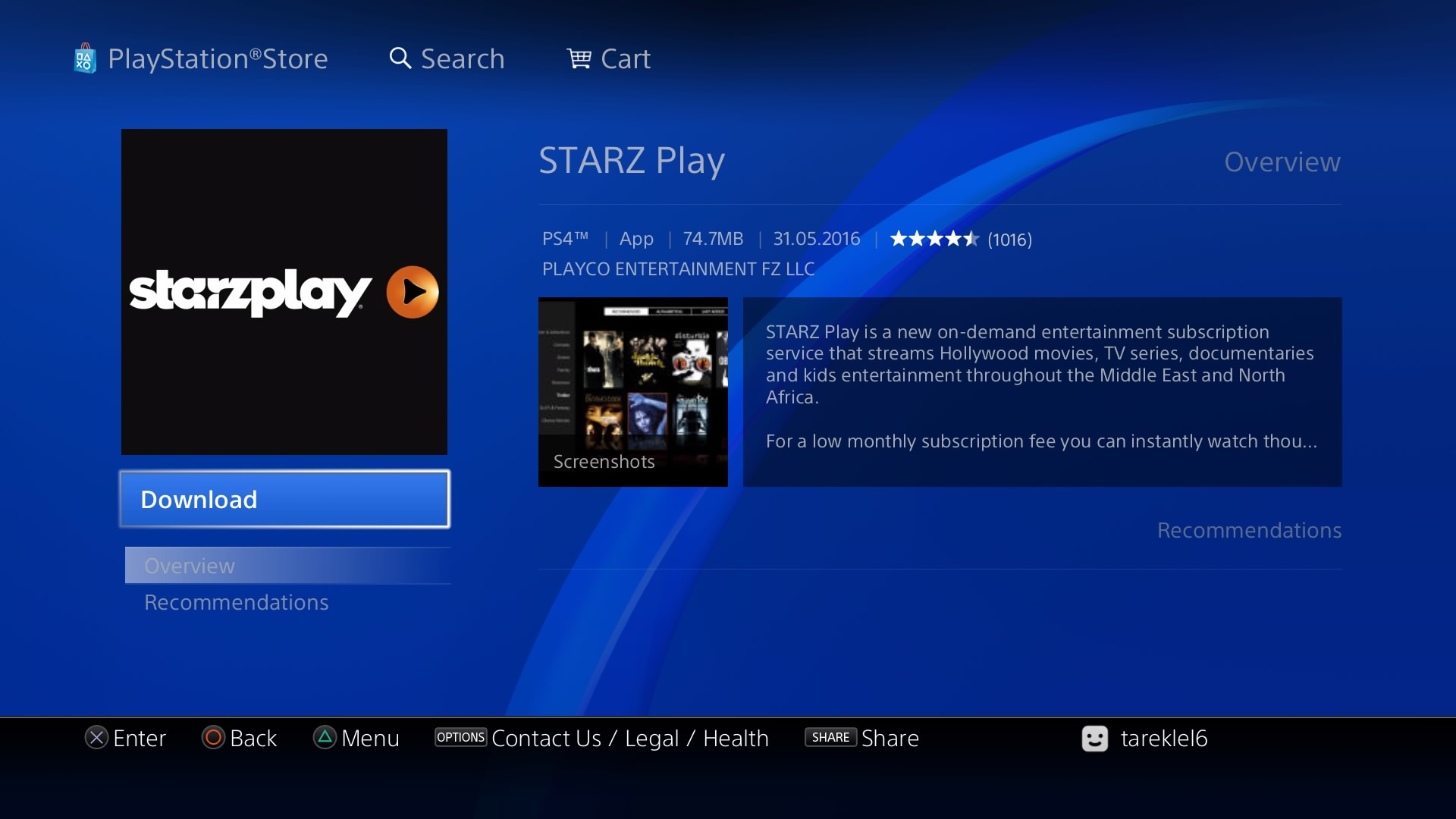 Watching Starz Play on PS4: a How-To Guide | STARZ PLAY Blog