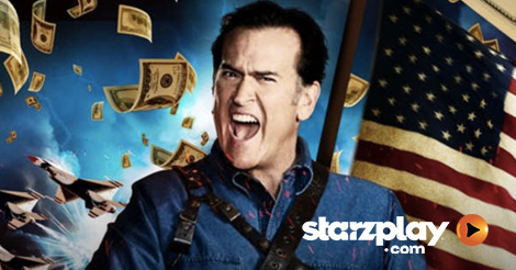 Ash vs Evil Dead Started: 4 Reasons to Get Excited!