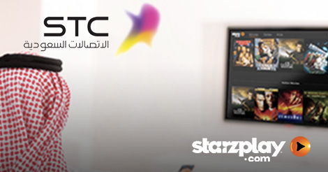 STC Offers Customers Exclusive Access  to STARZPLAY