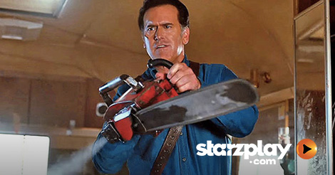 Why Ash vs Evil Dead's Bruce Campbell is the Coolest Zombie-Slayer Out There
