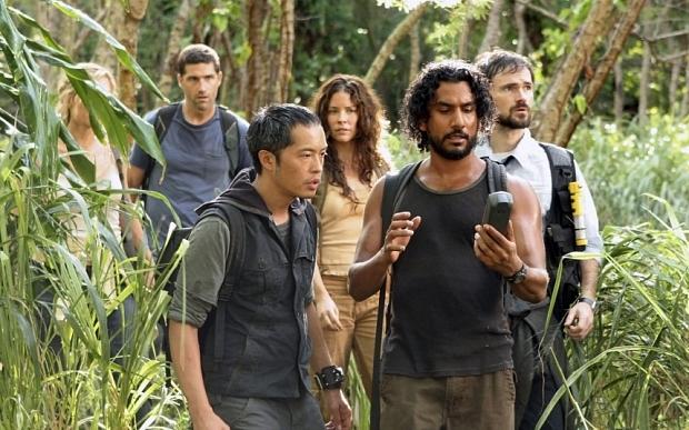 'Lost' TV Series, Season 4 - 2008