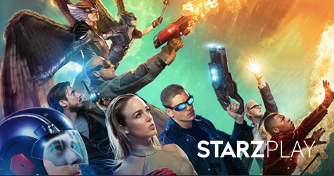 DC Legends of Tomorrow: Meet the New Generation of Superheroes