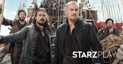 Black Sails Season Four Character Watch: Captain Flint