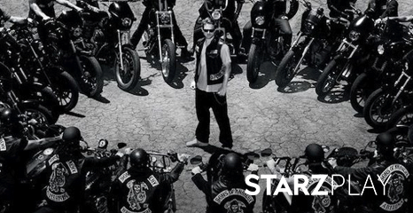 "Five Reasons To Watch ""Sons of Anarchy"""