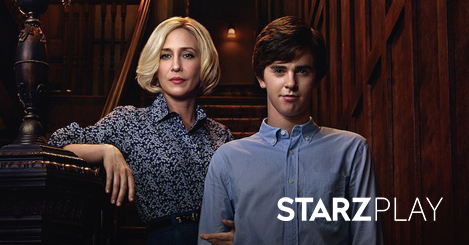 Bates Motel S1-3 is Now Available on STARZPLAY