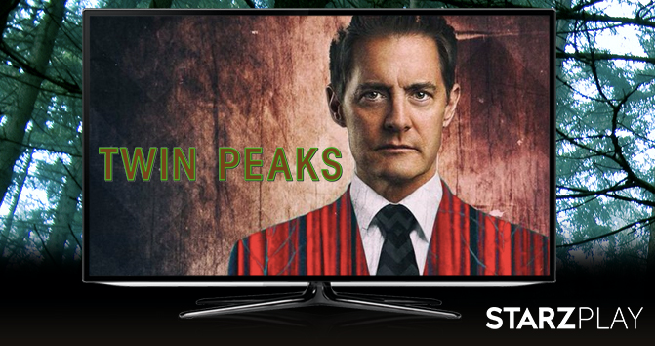 Twin Peaks Just Aired on STARZPLAY:  What We Think of Episodes One and Two