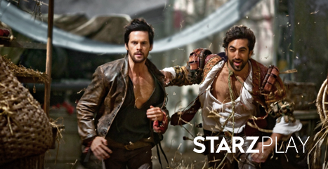 All Seasons of Da Vinci's Demons Now on STARZPLAY: Why You Should Watch