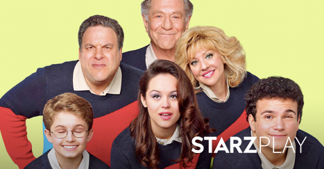 The Goldbergs: Now Streaming on STARZPLAY