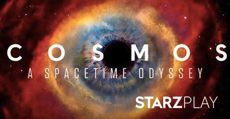 Cosmos: A Spacetime Odyssey S1 Now on STARZPLAY