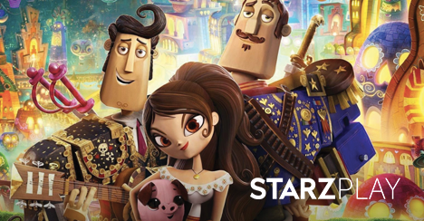 New STARZPLAY Shows and Movies to Watch in September