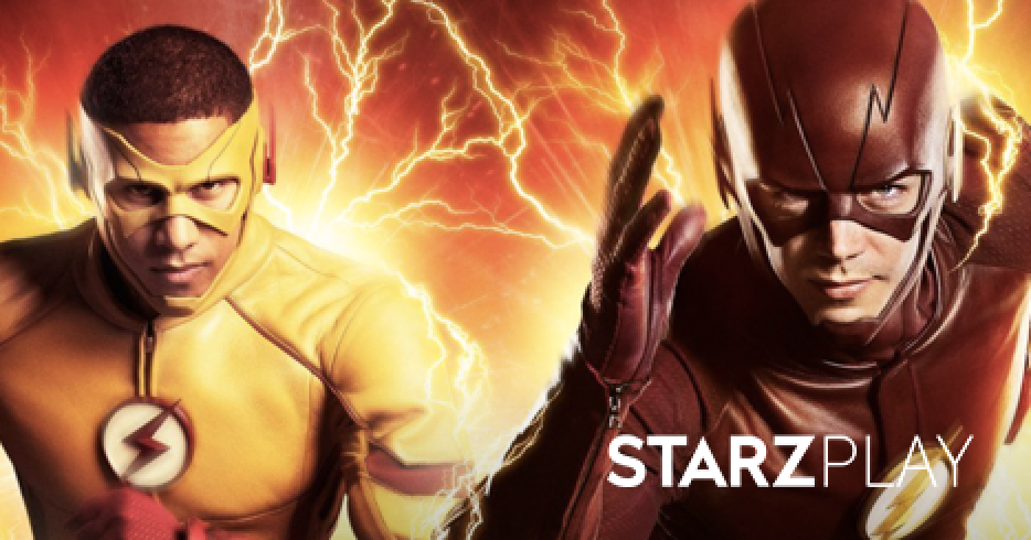Watch Flash Season 3 This October 5th on STARZPLAY: Here's Why You Should Tune In