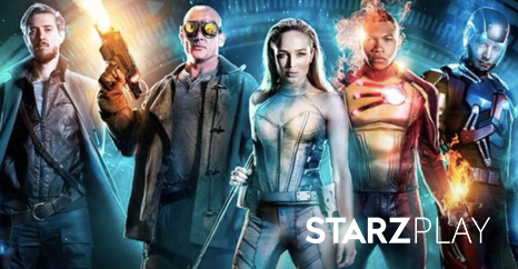 Legends of Tomorrow Season 2 Will Be Available on October 14