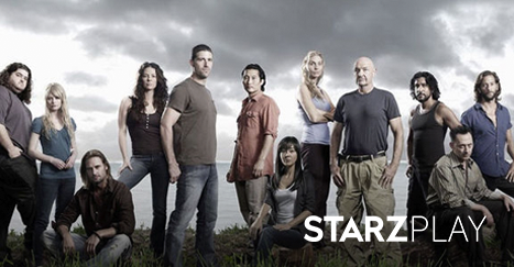 Get LOST this November on STARZPLAY