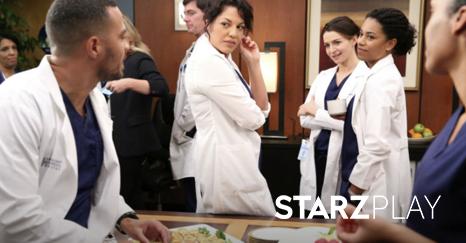 Grey's Anatomy Season 12 is Here!