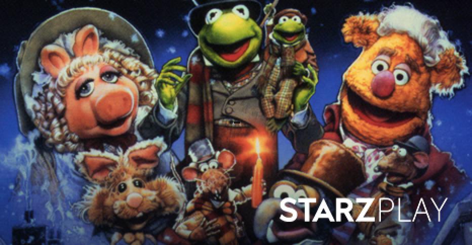 Christmas Movies on STARZPLAY This Holiday Season