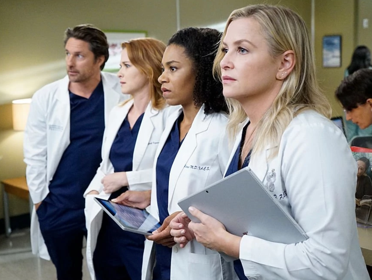 Grey's Anatomy S1-S13 Are Now Available on STARZPLAY