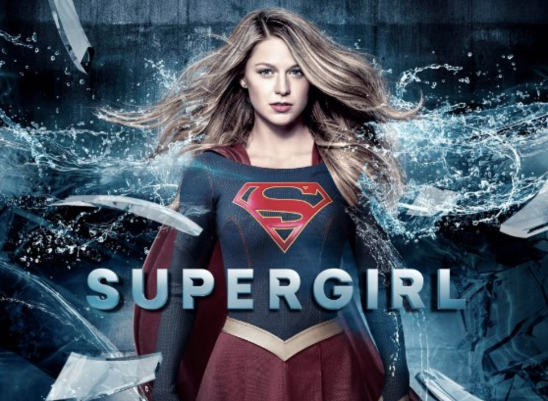 Supergirl Season 1 and Season 2 are Here!