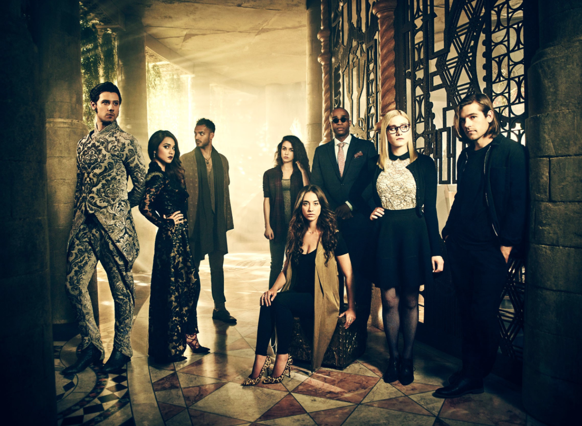 The Magicians Season 1 and Season 2 are Here!