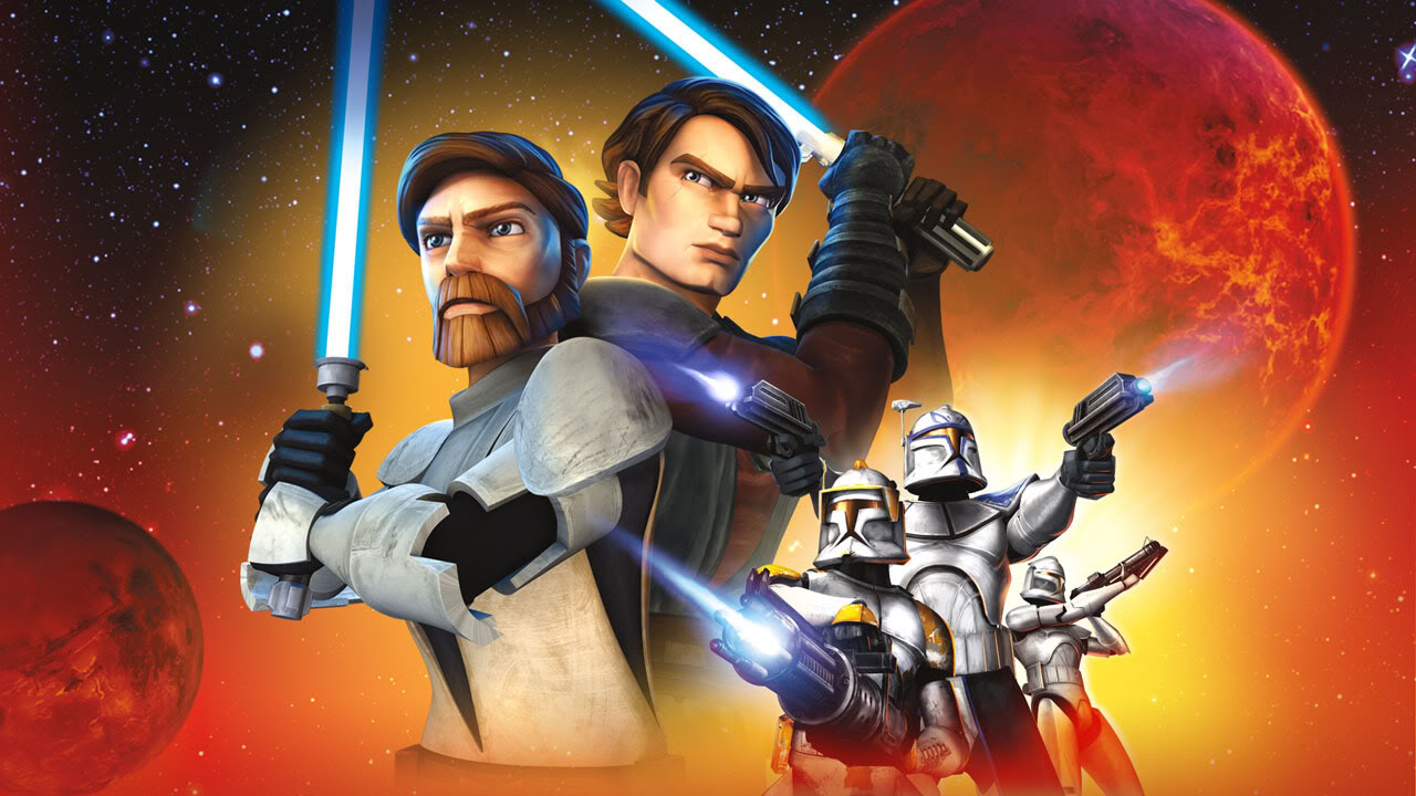 """All Seasons of """"Star Wars: The Clone Wars"""" are Now Available on STARZPLAY"""