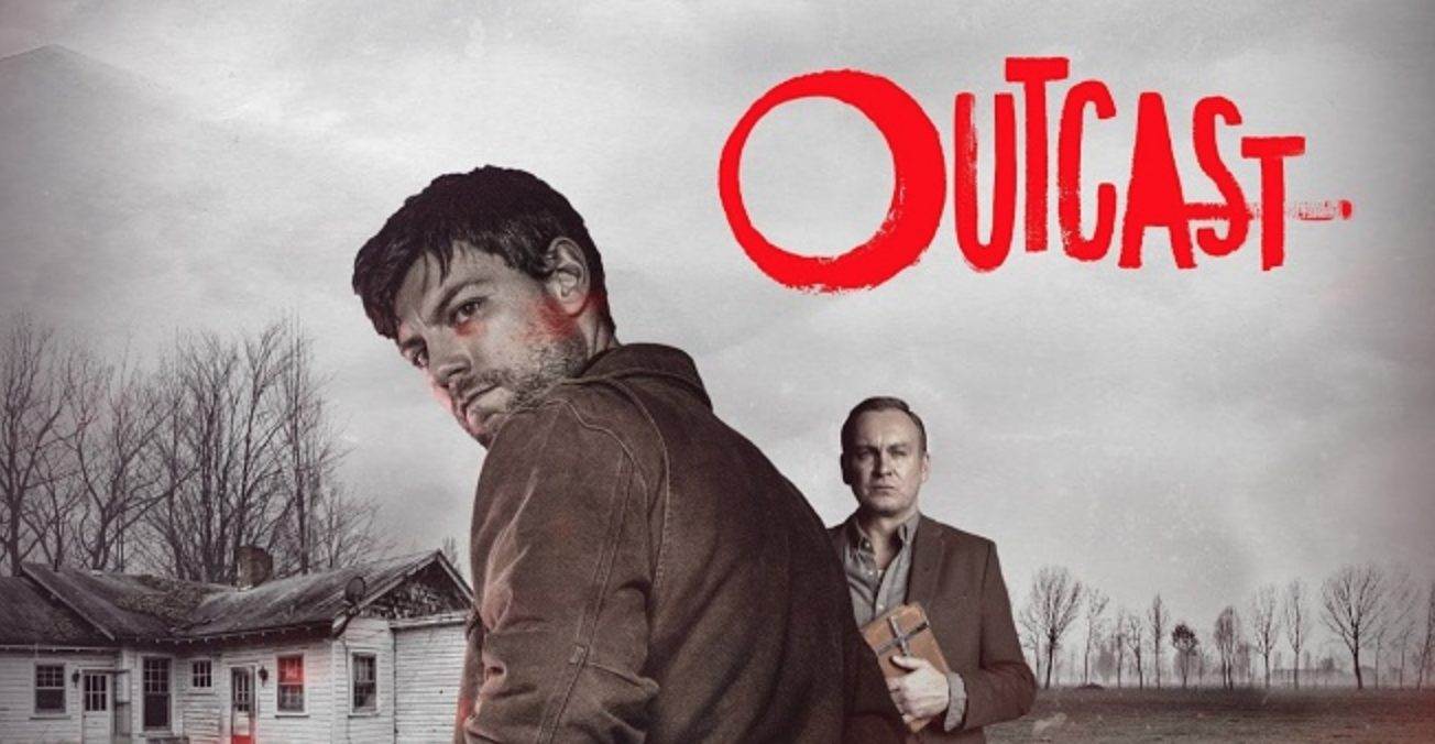 Outcast Season 2 Is Now on STARZPLAY