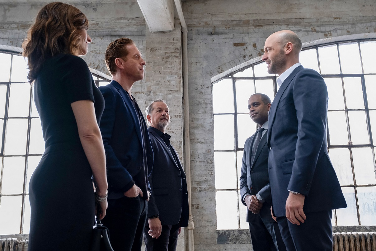 Power, Politics and High Finance return with season 5 of Billions, streaming now on STARZPLAY