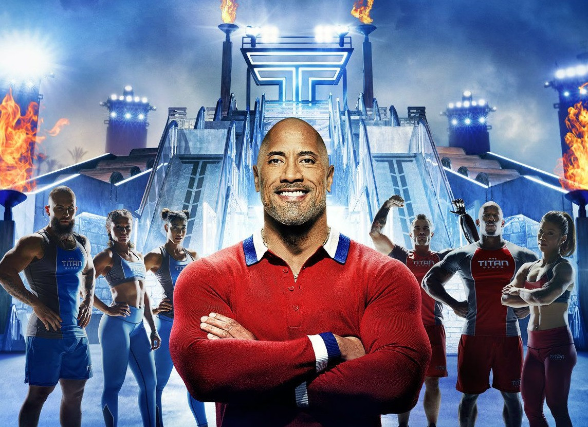 The Rock tells UAE: watch Titan Games