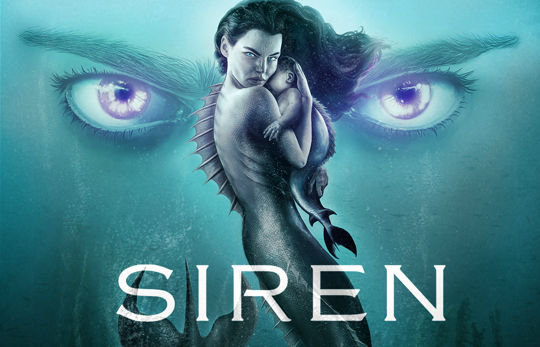 WATCH YOUR SUPERNATURAL FANTASIES COME TO LIFE WITH SEASON 1 & 2 OF SIREN EXCLUSIVELY STREAMING ON STARZPLAY!