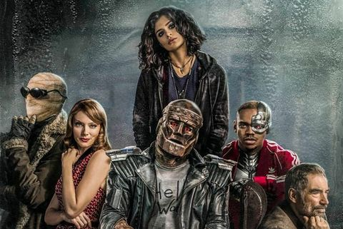 CATCH DOOM PATROL SEASON 1 &2 ON STARZPLAY AT THE SAME TIME AS THE US!