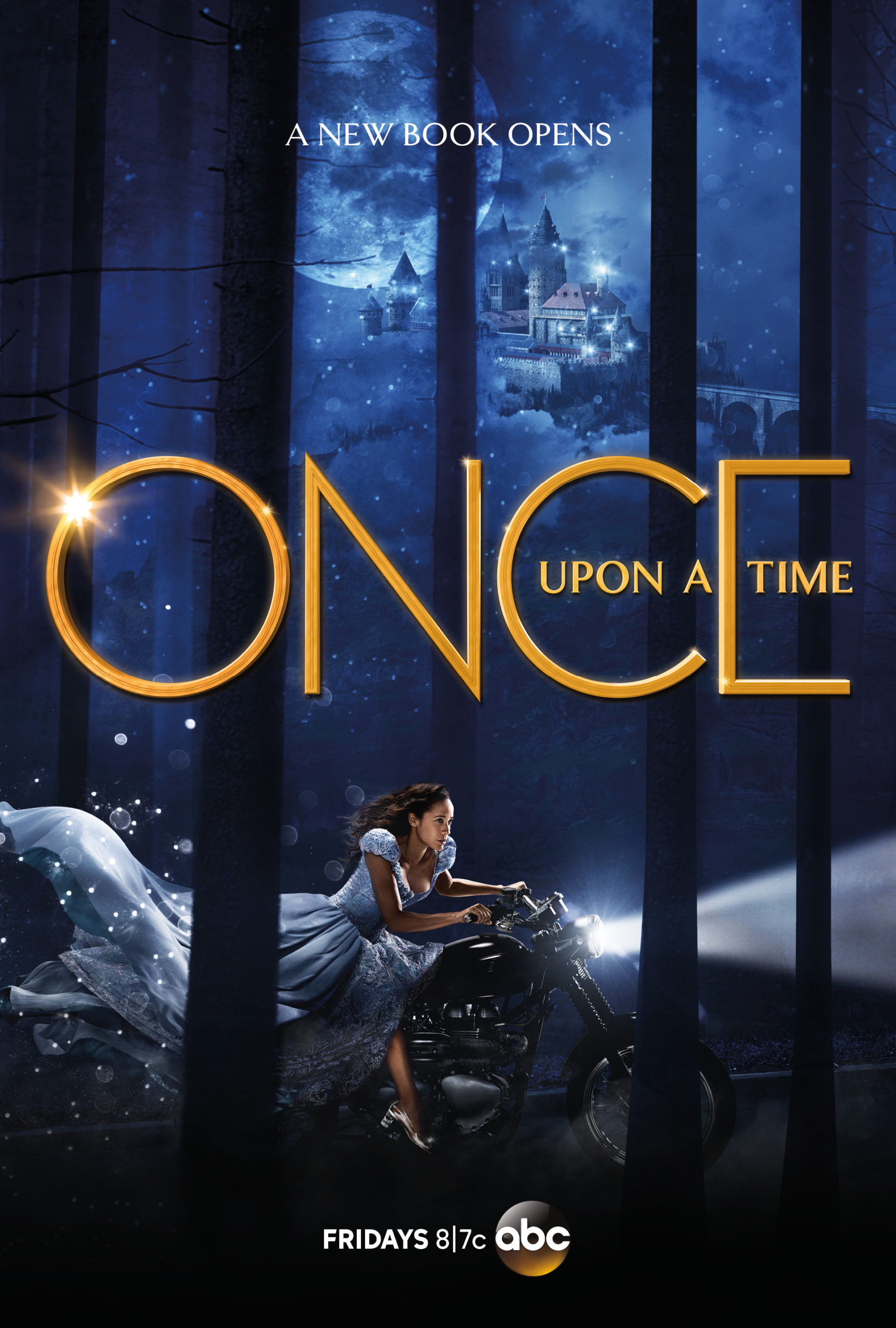 STARZPLAY takes you on a magical adventure with ONCE UPON A TIME!