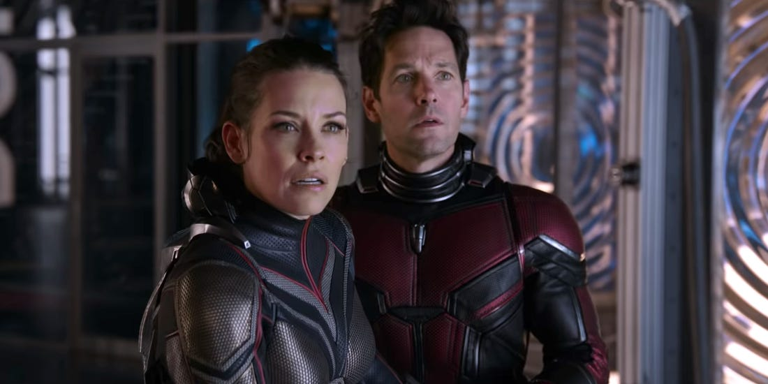 Marvel fans can regale in the antiques of Ant-man and the Wasp on STARZPLAY