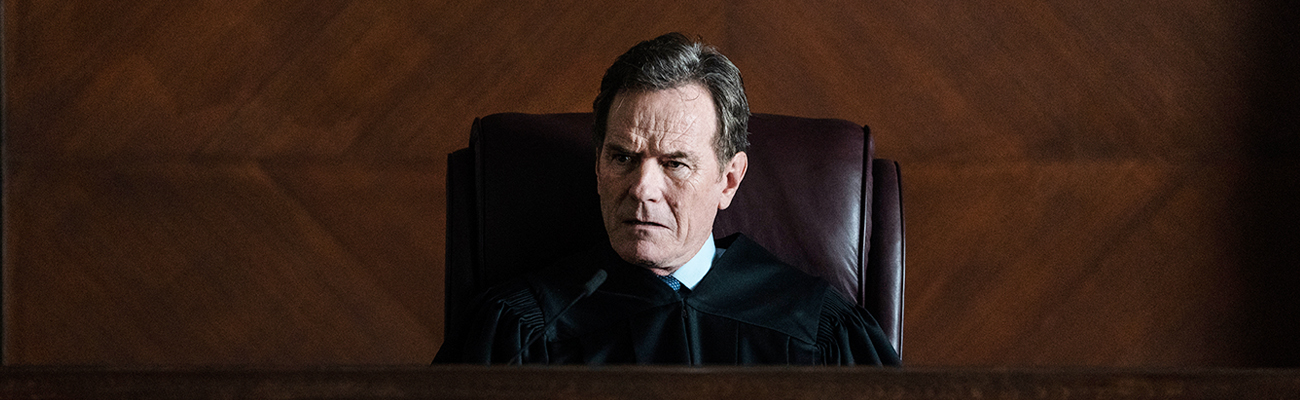 Your Honor starring Bryan Cranston streaming exclusively on STARZPLAY!