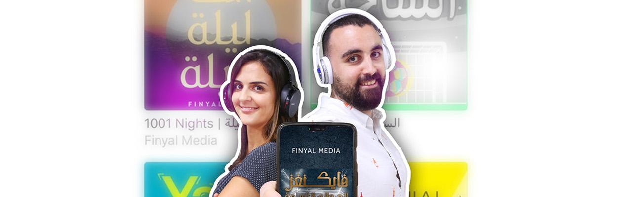 STARZPLAY partners with MENA Arabic podcast specialist Finyal Media