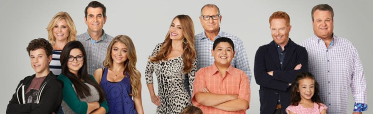 Laugh like never before with Modern Family now streaming on STARZPLAY!