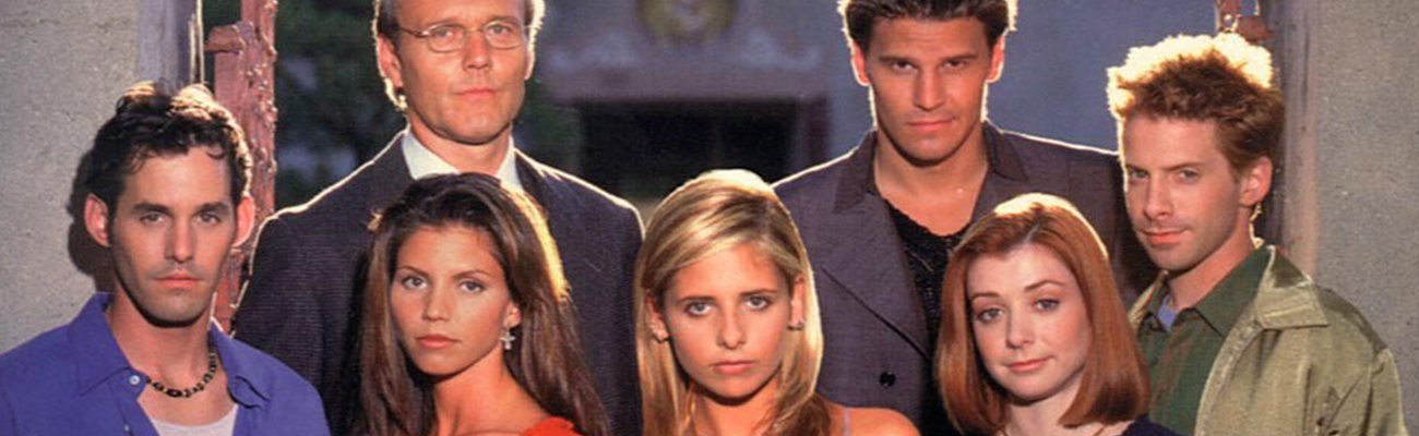 It's never too late to watch: Buffy the Vampire Slayer!