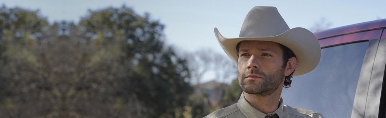 Supernatural star Jared Padalecki returns as 'Walker'!